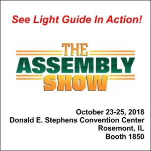 Assembly Show 2018