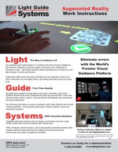 Light Guide Systems Brochure