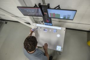 Augmented reality training station helps solve the skills gap